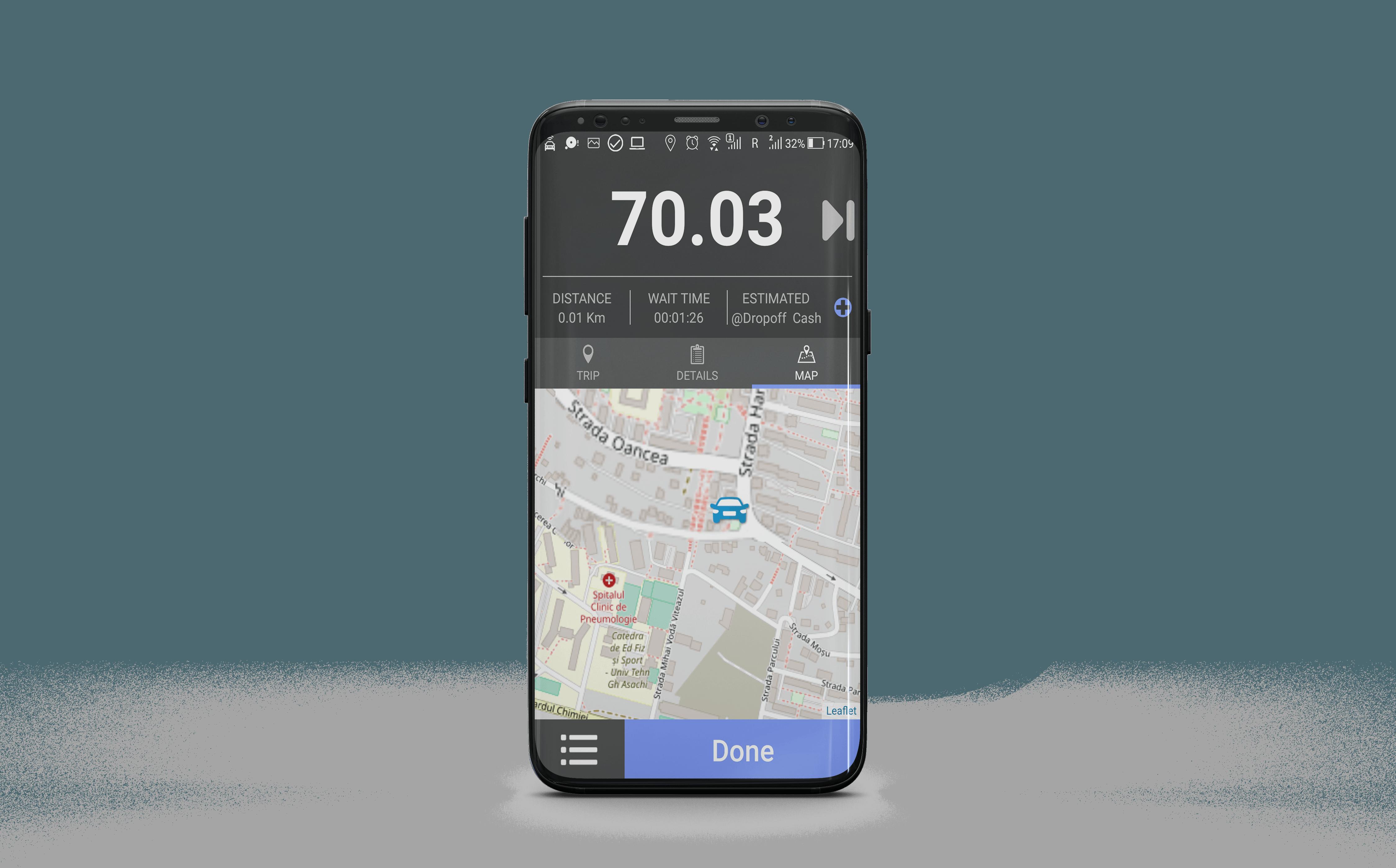 INSOFTDEV Technology | Smart Taxi Dispatch System